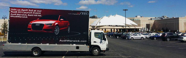FFM Mobile billboard