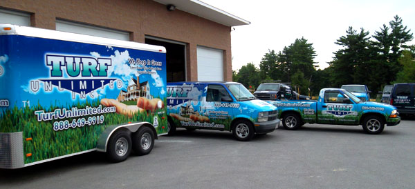 California Truck Bus and RV Wraps